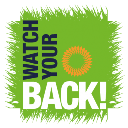 Watch Your Back logo
